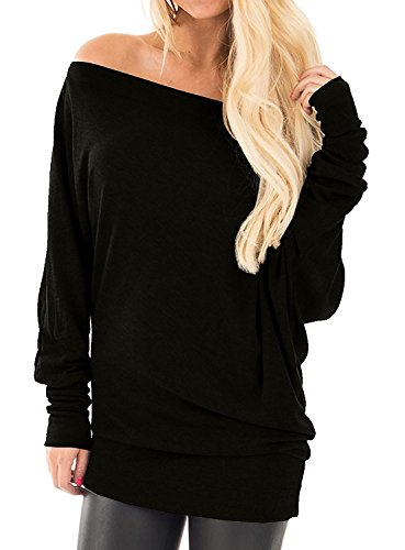 d02fdd4e86508 ... Off Shoulder Shirts Long Sleeve Tees Slim Fit Tunics Blouses Tops. If  you have any questions
